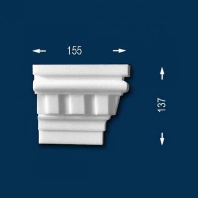 """Fassadenprofile """"Wiesemann FP14"""" - Endstück rechts"""