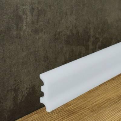 """Fußbodenleiste """"Kolding"""" (NMC FLOORSTYL® - FL3) aus schlagfestem, wasserbeständigem Kunststoff"""