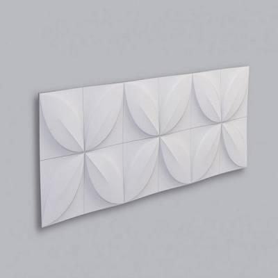 """ARSTYL 3D Wandpaneele """"FLOWER"""" 7"""