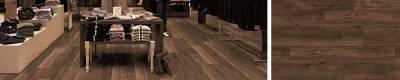 <h1>Vinylboden dunkelbraun<br><span>erlesene Atmosphäre dank warmen, dunklen Farben</span></h1>