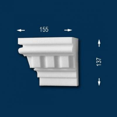 "Fassadenprofile ""Wiesemann FP14"" - Endstück links"