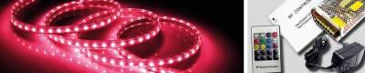 <h1>LED Zubehör<span>Trafos, Dimmer, Verbinder & Co.</span></h1>
