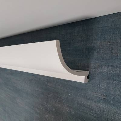 """Licht-Deckenleiste """"Villafranca"""" von Wiesemann, hochfestes Polyurethan, wasserfest inkl. Reflexband"""