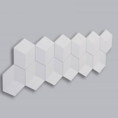 "ARSTYL 3D Wandpaneele ""CUBE"" (ARSTYL Wall Panels von NMC)"