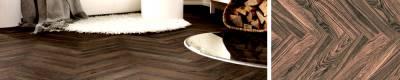 <h1>Parkett dunkelbraun<span>für den modernen Wohnstil in behaglichen Farben</span></h1>