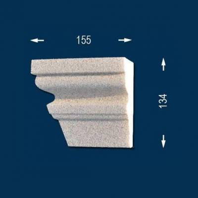 "Fassadenprofile ""Wiesemann FP13-b"" - Endstück links"