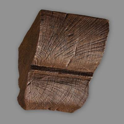 Wiesemann Konsole 12 x 12 cm, dunkelbraun