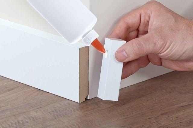 Ordentlich Universal - Holzecken 22 x 22 x 118 Innen / Außen für  HO22