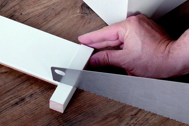 universal holzecken 15 x 15 x 112 innen au en f r sockelleisten buche massiv wei lackiert. Black Bedroom Furniture Sets. Home Design Ideas