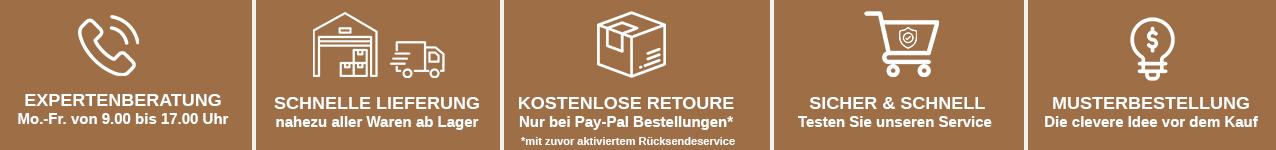 Vorteile von Profilaminat.de
