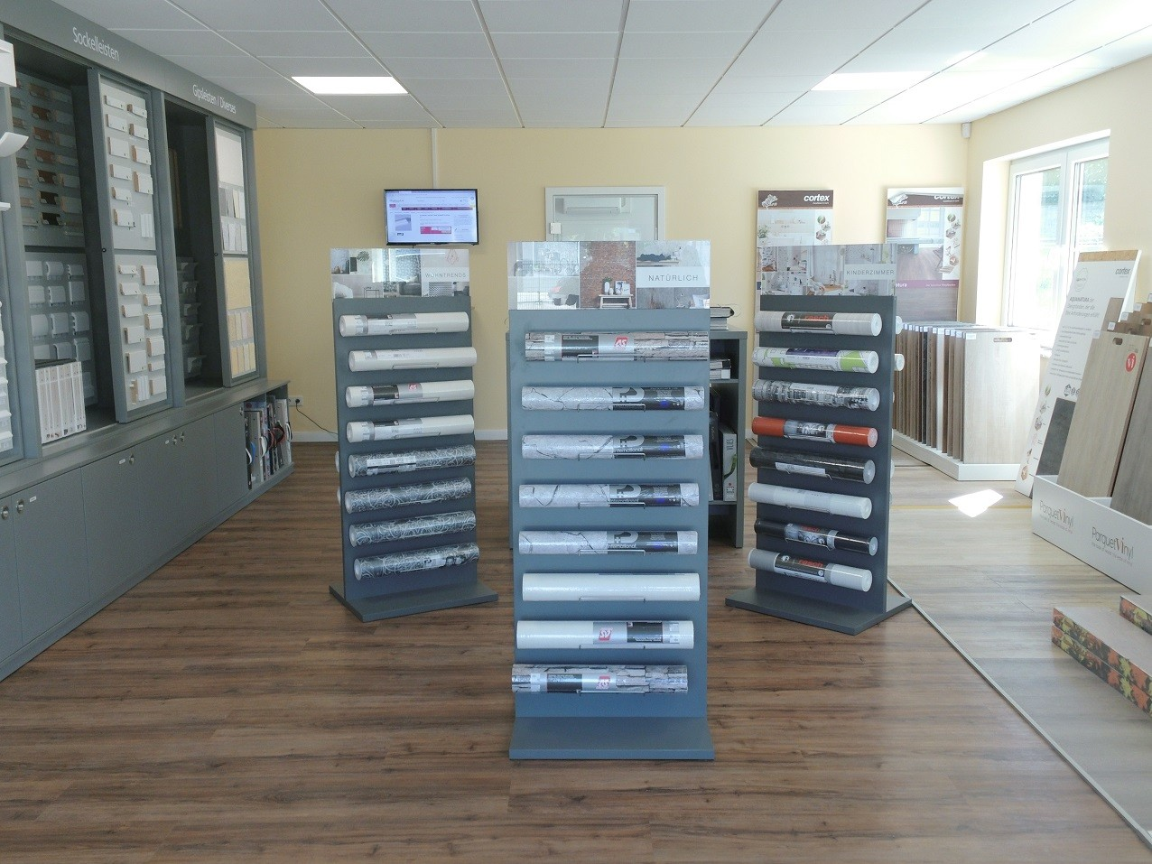 Firma VLD Trade Online Händler für Bodenprofile aus Metall